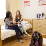 North London student residences double room