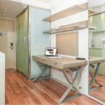 North London student residences desk