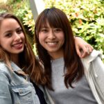 North London student residences - making friends