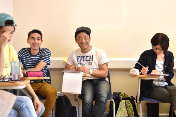 General English courses - enjoyable classes