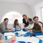 General English courses - classroom