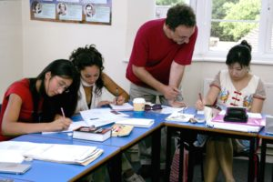 Professional English courses in London - professionals improving their English communication skills