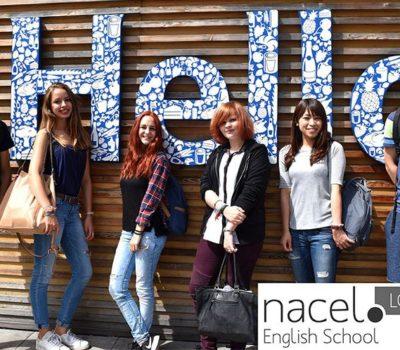 Nacel English School London