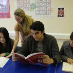 London English teacher courses - English teachers sharing teaching methods